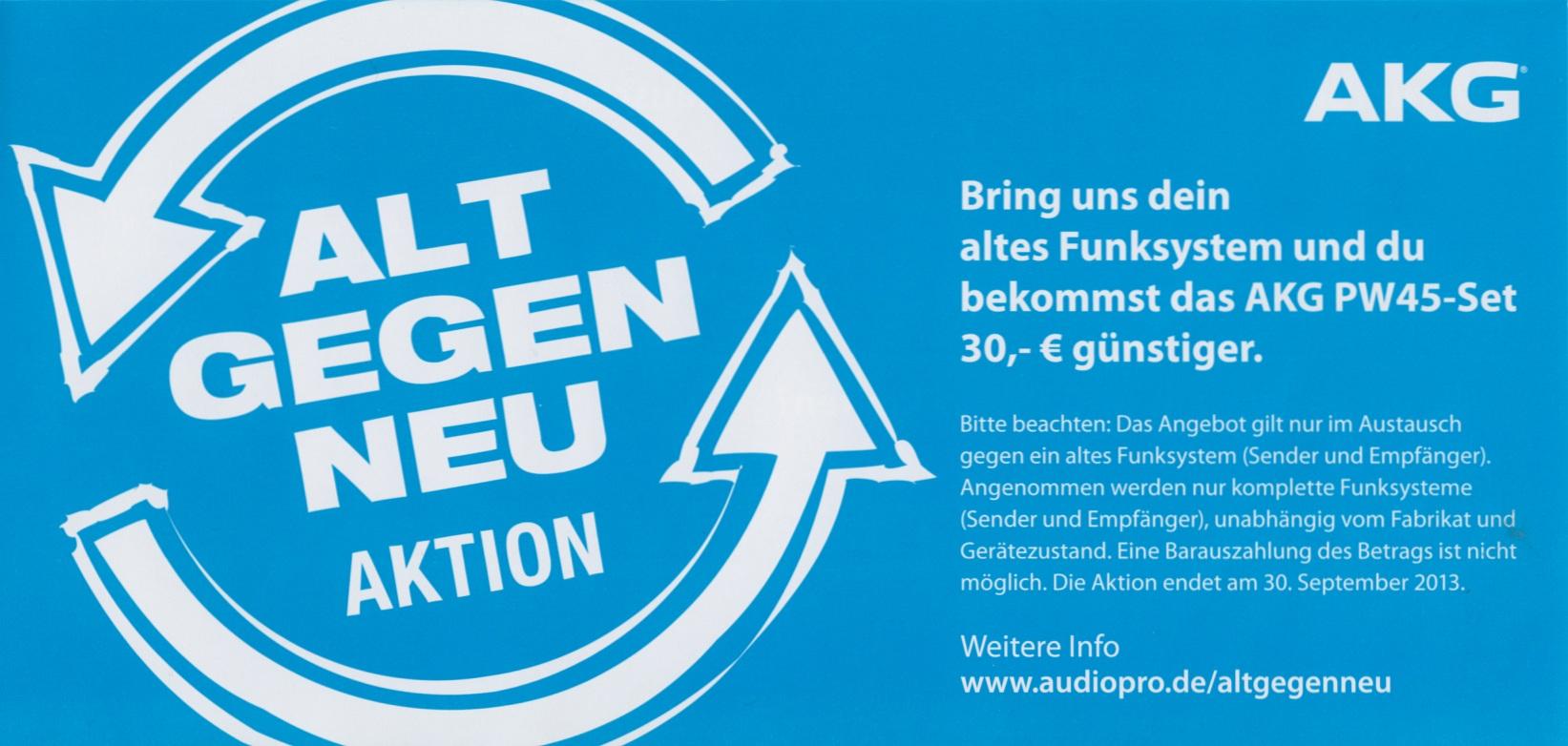 Waschmaschine Alt Gegen Neu : akg alt gegen neu soundland blog ~ Michelbontemps.com Haus und Dekorationen